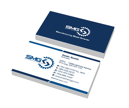 SMG Business Card